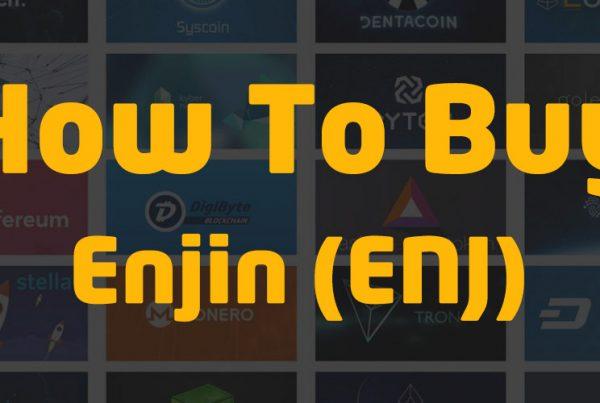 how to buy enjin enj