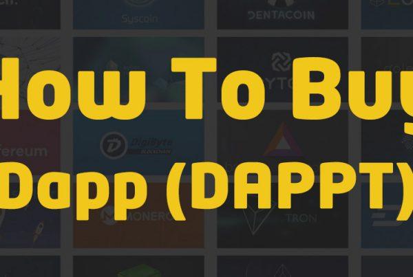 how to buy dappt