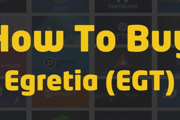 how to buy egretia egt