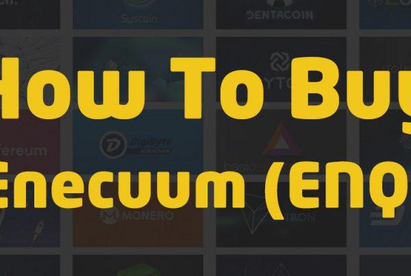 how to buy enecuum
