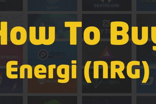 how to buy energi nrg token