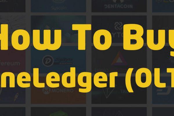 how to buy oneledger olt