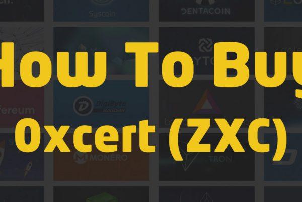 how to buy 0xcert zxc crypto