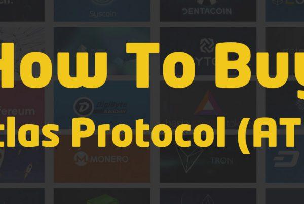 how to buy atlas protocol atp crrpto