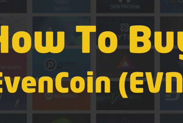 how to buy evencoin evn crypto
