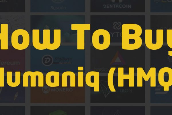 how to buy humaniq hmq crypto