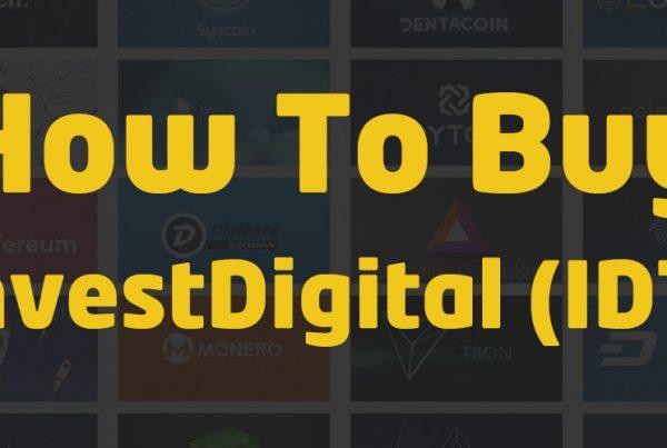 how to buy investdigital idt crypto