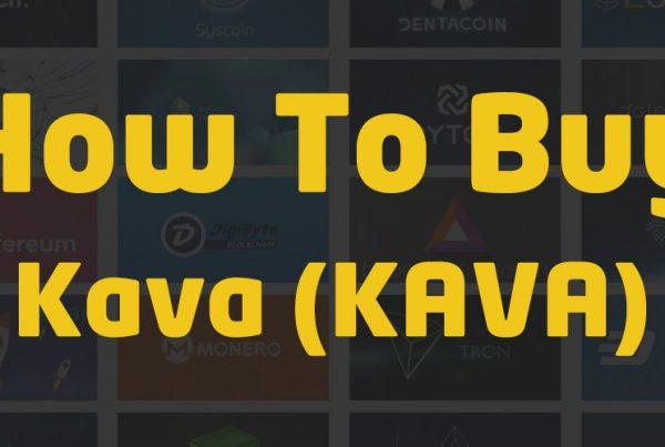 how to buy kava crypto binance