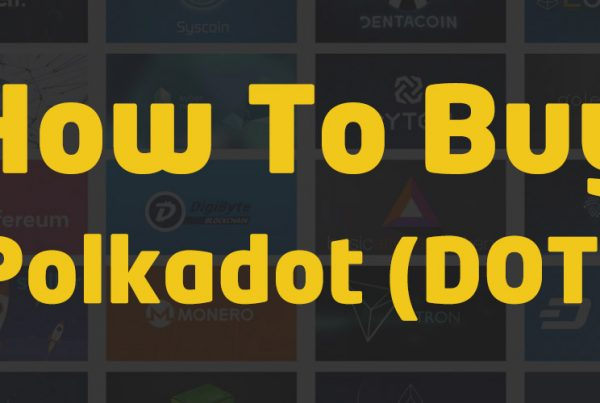how to buy polkadot dot crypto