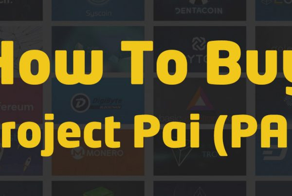 how to buy project pai crypto