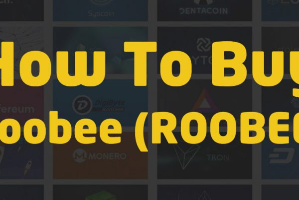 how to buy roobee crypto