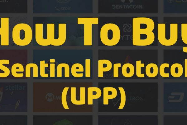 how to buy sentinel protocol upp crypto
