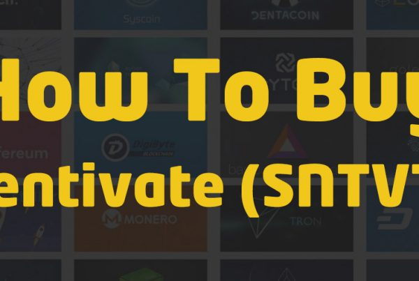 how to buy sentivate sntvt crypto
