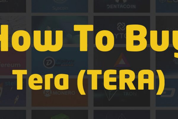 how to buy tera crypto