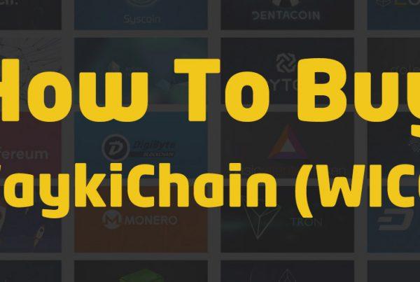 how to buy waykichain wicc crypto
