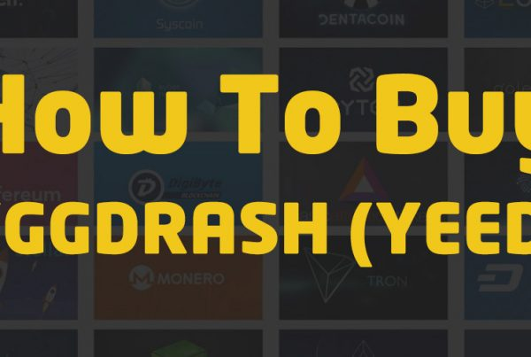how to buy yggdrash yeed crypto