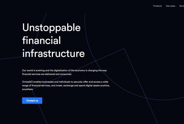 Omisego Website