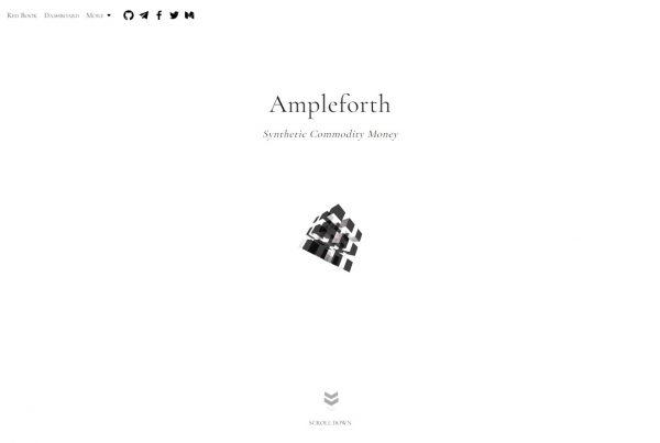 Ampleforth AMPL Wallet