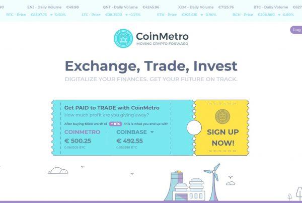 Coinmetro XCM Wallet