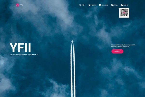 DFY Money YFII Price Prediction Website