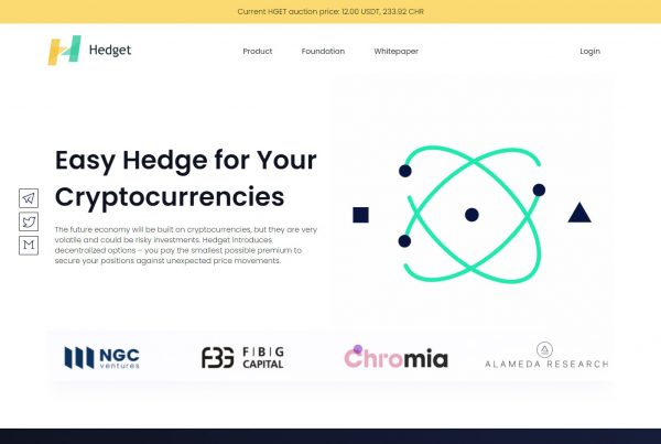 Hedget HGET Price Prediction Website