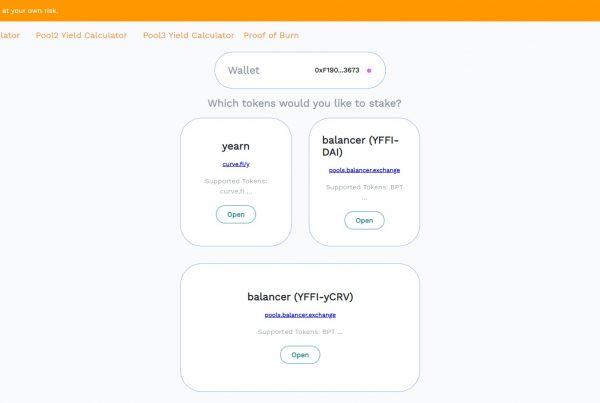 Yffi Finance YFFI Price Prediction Website