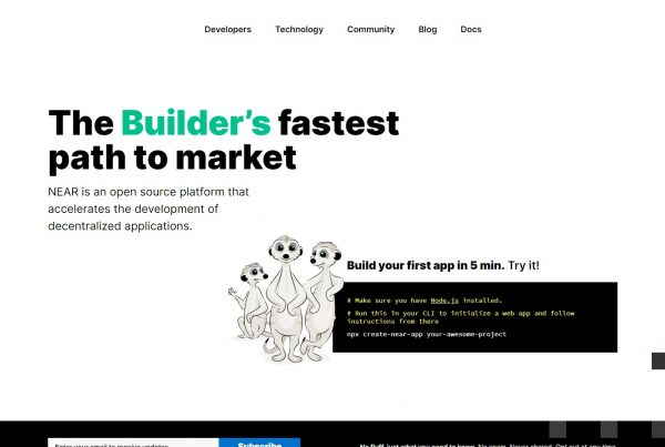 Near Protocol Price Prediction Website
