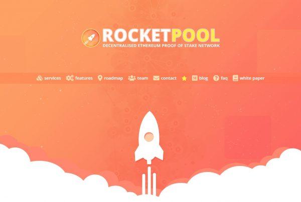 Rocket Pool RPL Price Prediction Website