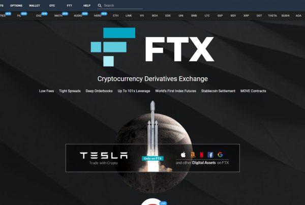 Trade TSLA with Bitcoin