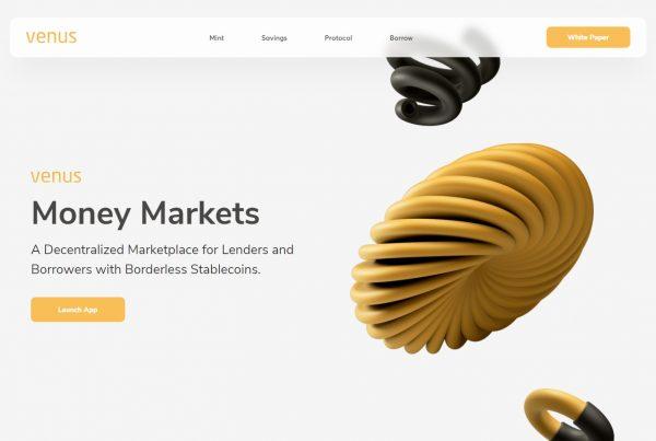 Venus XVS Price Prediction Website