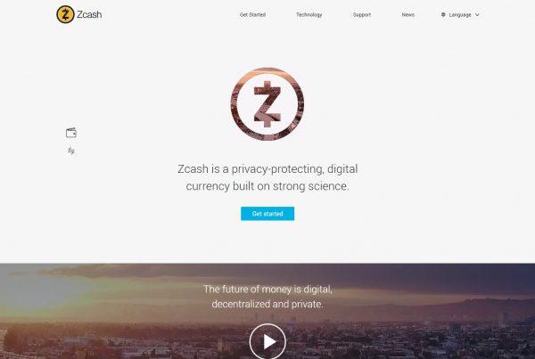 Zcash ZEC Price Prediction Website