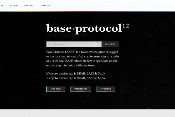 Base Protocol BASE Wallet