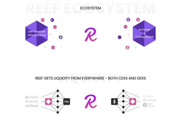 Reef Finance REEF Price Prediction Website