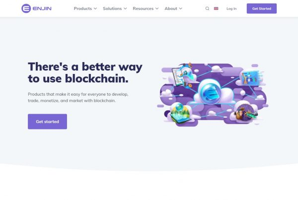 Enjin ENJ Price Prediction Website