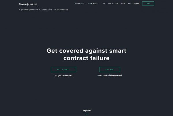 Nexus Mutal NXM Wallets