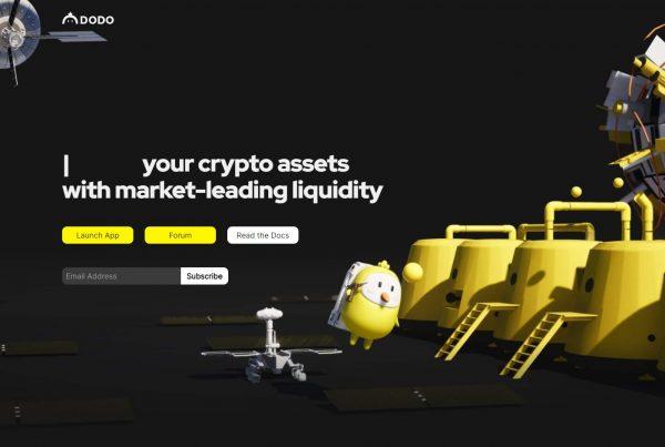 DODO Price Prediction Website