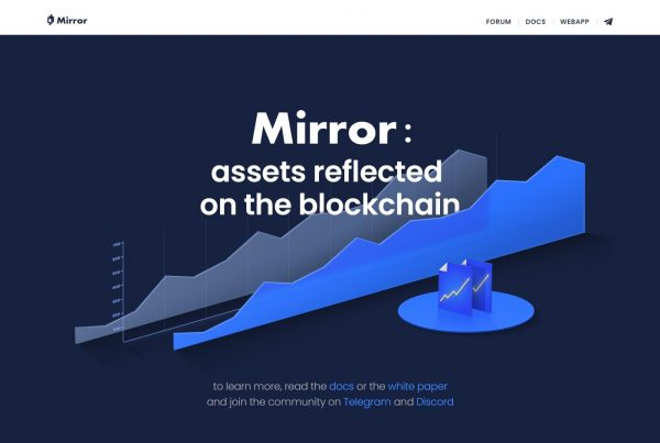 Mirror Protocol MIR Price Prediction Website