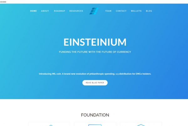 Einsteinium EMC2 Price Prediction Website