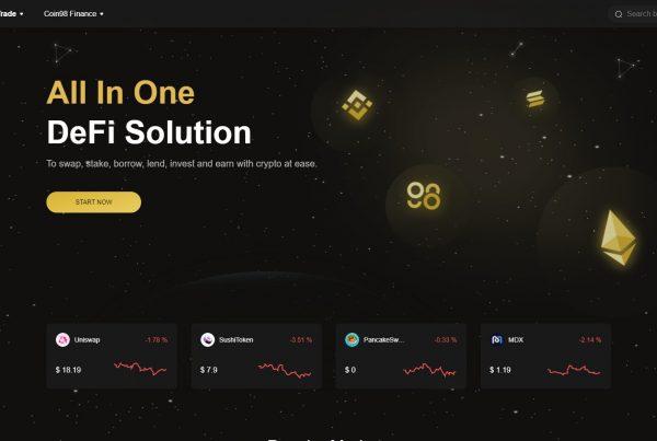 Coin98 C98 Price Prediction Website