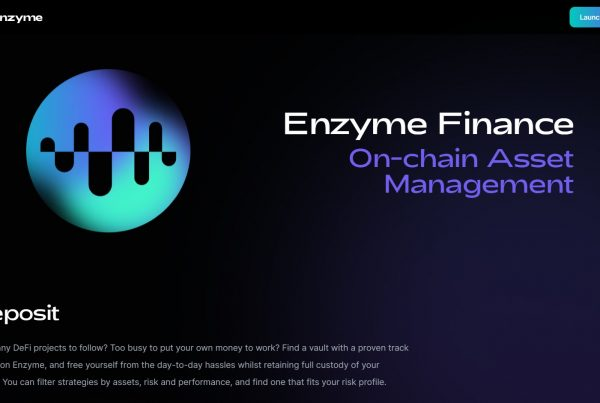 Enzyme MLN Price Prediction Website