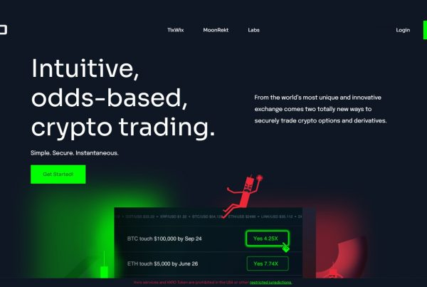 HXRO Price Prediction Website