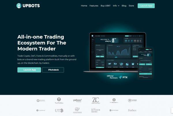 How To Buy UpBots UBXT