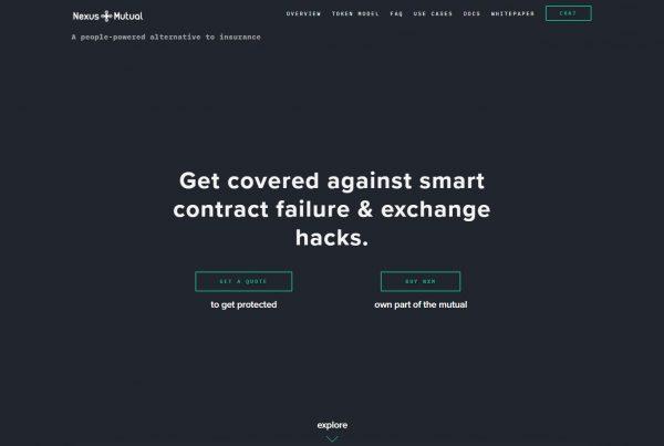 Nexus Mutual NXM Price Prediction Website