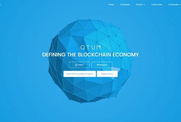Qtum Price Prediction Website