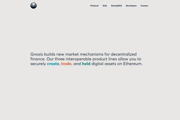 Gnosis GNO Price Prediction Website