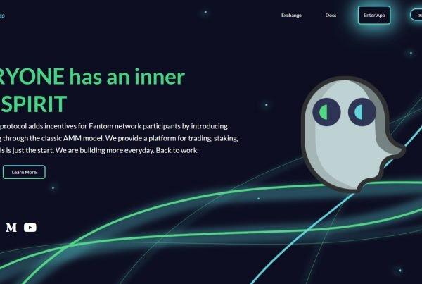 SpiritSwap SPIRIT Price Prediction Website