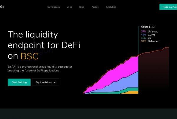 0x ZRX Price Prediction Website
