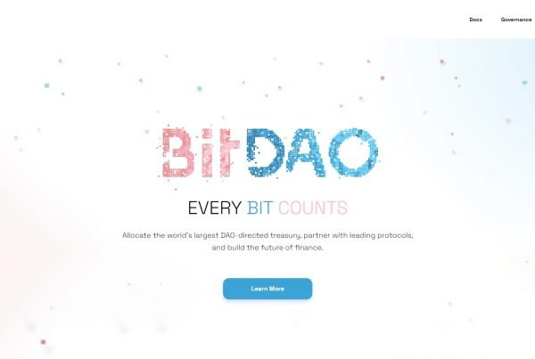 BitDAO BIT Price Prediction Website