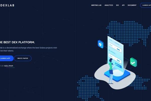 Dexlab DXL Price Prediction Website