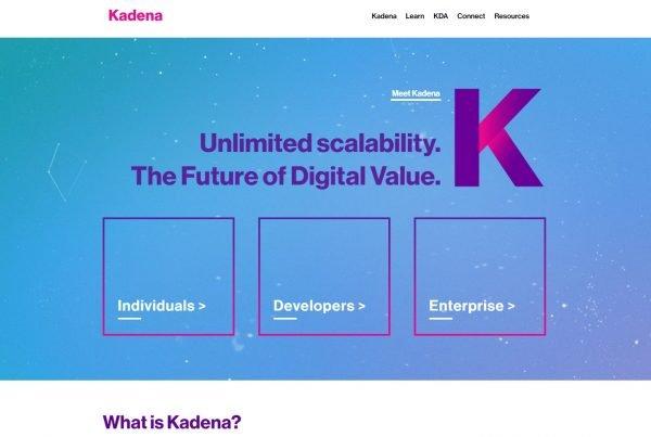 Kadena KDA Price Prediction Website